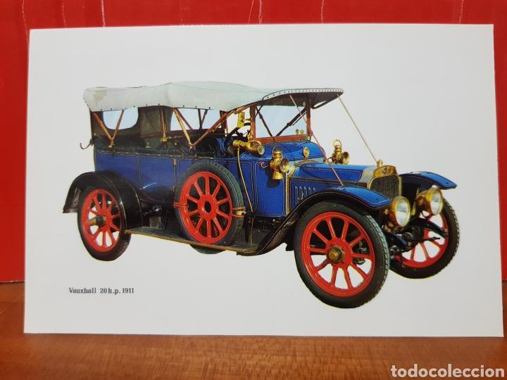 POSTAL - COCHE - VAUXHALL 20 H.P 1911 (Postales - Postales Temáticas - Coches y Automóviles)
