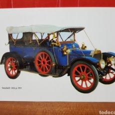 Postales: POSTAL - COCHE - VAUXHALL 20 H.P 1911. Lote 264445434