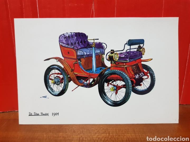POSTAL - COCHE - DE DION BOUTON 1901 (Postales - Postales Temáticas - Coches y Automóviles)