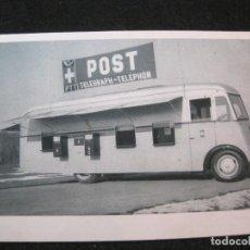 Postales: POST TELEGRAPH TELEPHON-AUTOBUS-POSTAL ANTIGUA-(81.487). Lote 268163099