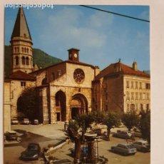 Postales: CITROËN DS TIBURÓN - NANTUA - LAXC - P53312. Lote 270150708