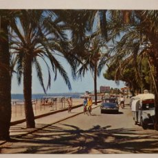 Postales: CITROËN DS TIBURÓN - BENICÀSSIM / BENICASIM - LAXC - P53323. Lote 270152798