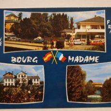 Postales: CITROËN DS TIBURÓN - BOURG-MADAME - LAXC - P53338. Lote 270154143
