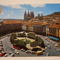 Postales: CITROËN DS TIBURÓN - BURGOS - LAXC - P53351. Lote 270155603