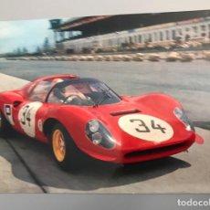 Postales: ANTIGUA POSTAL AUTOMOVIL DINO FERRARI - ITALIA. Lote 270612543