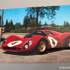 Postales: ANTIGUA POSTAL AUTOMOVIL FERRARI P/4 - ITALIA - PAPEL KODAK. Lote 270613083