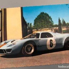 Postales: ANTIGUA POSTAL AUTOMOVIL MIRAGE FORD - ITALIA - PAPEL KODAK. Lote 270613653