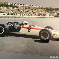 Postales: ANTIGUA POSTAL AUTOMOVIL HONDA F1 -ITALIA. Lote 270614753