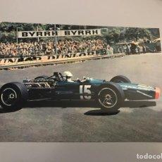 Postales: ANTIGUA POSTAL AUTOMOVIL BRM F1 - ITALIA. Lote 270615653
