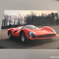 Postales: ANTIGUA POSTAL AUTOMOVIL FERRARI P3 - ITALIA. Lote 270616563