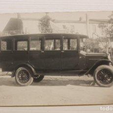 Postales: POSTAL FOTOGRÁFICA, AUTOMÓVIL, ED. LEONAR. Lote 270940278