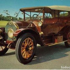 Cartoline: POSTAL COCHES ANTIGUOS. FIAT 1914. CIRCULADA AÑOS 70. HOLANDA.. Lote 274893923