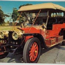 Postales: POSTAL COCHES ANTIGUOS. ROLLS ROYCE 1911. CIRCULADA HOLANDA 1975.. Lote 274894278