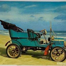 Cartoline: POSTAL COCHES ANTIGUOS. QUEEN USA 1905 CIRCULADA HOLANDA 1972. Lote 274894488