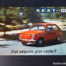 Postales: SEAT 133 POSTAL. Lote 286637178