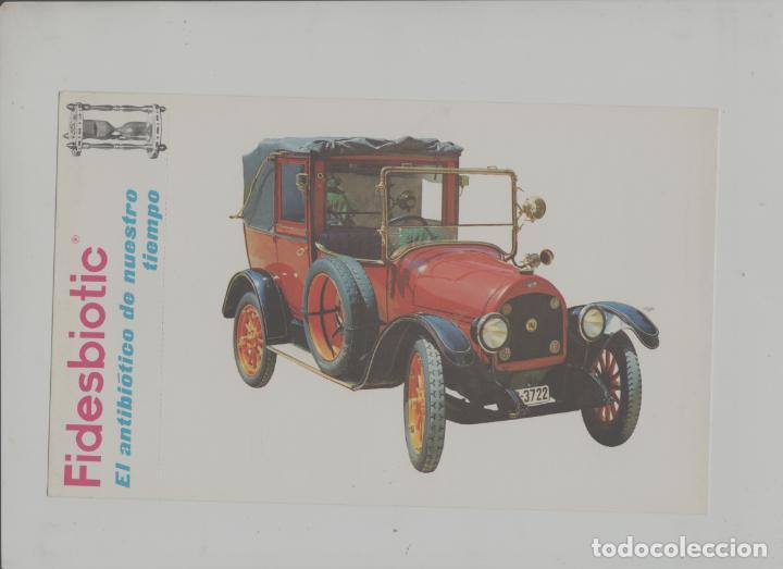 LOTE A-POSTAL PUBLICIDAD TAMAÑO GRANDE N 3 -25X15 COCHES AÑOS 60 (Postales - Postales Temáticas - Coches y Automóviles)