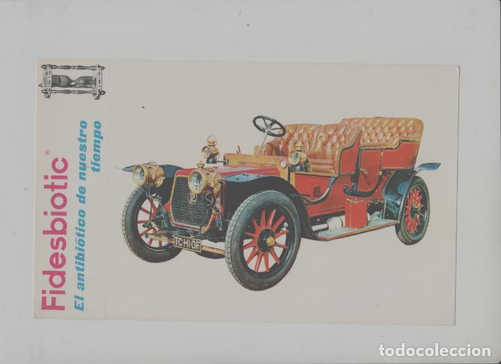 LOTE A-POSTAL PUBLICIDAD TAMAÑO GRANDE N 5 -25X15 COCHES AÑOS 60 (Postales - Postales Temáticas - Coches y Automóviles)