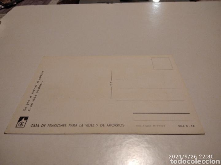 Postales: Postal caja de pensiones para la vejez y de ahorros - Foto 2 - 289758488