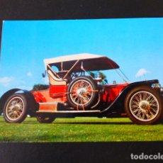 Postales: ROLLS ROYCE 1910 POSTAL. Lote 291148078