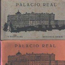 Postales: MADRID - PALACIO REAL. Lote 21607298