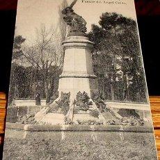 Cartes Postales: ANTIGUA POSTAL - MADRID - RETIRO: FUENTE DEL ANGEL CAIDO - ED. HELIOGRAFICA ESPAÑOLA. Lote 9133691