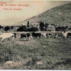Postales - POSTAL GRANJA EL CHOZO ZARZALEJO MADRID - 18167835