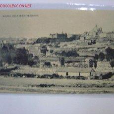 Postales: MADRID VISTA DESDE SAN ISIDRO. Lote 2289133