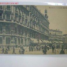 Postales: MADRID CALLE DE SEVILLA. Lote 2289136