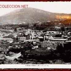 Postales: ANTIGUA POSTAL DE CERCEDILLA (MADRID) - PUEBLO - BAZAR DE CERCEDILLA. Lote 849306