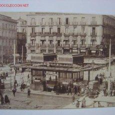 Postales: MADRID PUERTA DEL SOL. Lote 11458151
