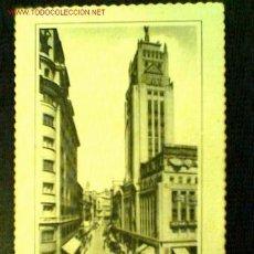 Postales: POSTAL ANTIGUA DE MADRID, CALLE PELIGROS. FECHADA 1948. Lote 17652954