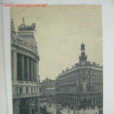 Postales: MADRID CALLE DE SEVILLA. Lote 11206284