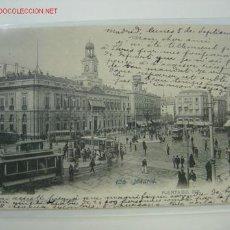 Postales: MADRID PUERTA DEL SOL. Lote 11206292