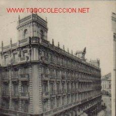 Postales: TARJETA POSTAL ANTIGUA DE MADRID - GRAN HOTEL .- ARENAL, 19 Y 21. Lote 3087416