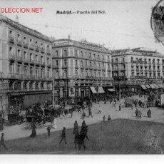 Postales: 7-A141. MADRID. PUERTA DE SOL. Lote 6113194