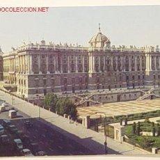 Postales: N 19 MADRID PALACIO REAL . Lote 5919240