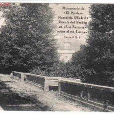 Postales: RASCAFRIA MADRID. Lote 690993