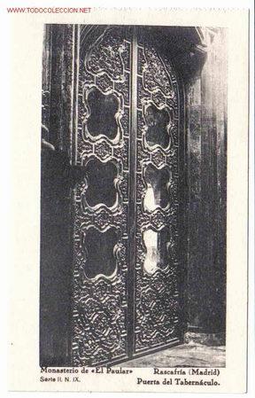 RASCAFRIA MADRID (Postales - España - Comunidad de Madrid Antigua (hasta 1939))