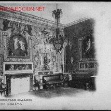 Postales: POSTAL ESCORIAL - HAUSER Y MENET. Lote 25057134