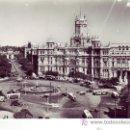 Postales: POSTAL FOTOGRAFICA DE MADRID. CIBELES Y PALACIO COMUNICACION. Lote 16713914