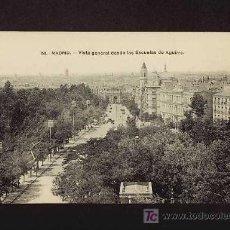 Postales: POSTAL DE MADRID: VISTA GENERAL DE LAS ESCUELAS AGUIRRE (FOT.LACOSTE NUM.158). Lote 3733983