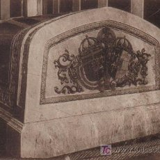 Postales: EL ESCORIAL. PANTEON DE LA INFANTA MARIA TERESA. GRAFOS Nº 17.-. Lote 4004615