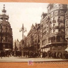 Postales: MADRID - ENTRADA A LA GRAN VIA - GRAFOS MADRID Nº 64. Lote 23220404