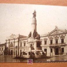Postales: MADRID - MONUMENTO A CÁNOVAS DEL CASTILLO Y PALACIO DEL SENADO - GRAFOS MADRID Nº 178 - P. S. XX. Lote 16902895