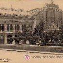 Postales: MADRID. ESTACIÓN DE ATOCHA. HAUSER Y MENET 235. Lote 4592703
