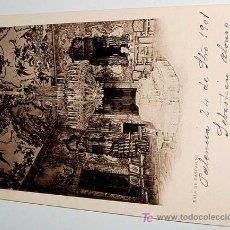 Postales: ANTIGUA POSTAL DE MADRID - SALA GASPARINI - COLECCION CANOVAS, SERIE H. 6 - NO CIRCULADA - SIN DIVID. Lote 4667068