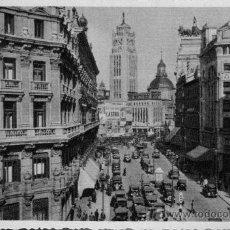 Postales: POSTAL - MADRID - CALLE DE SEVILLA. Lote 8337870