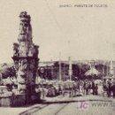 Postales: PUENTE DE TOLEDO. POSTAL FOTOGRAFICA DE MADRID.. Lote 24503819