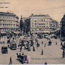 Postales: MADRID. PUERTA DEL SOL. HAUSER Y MENET 24. Lote 13818091