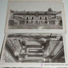 Postales: ANTIGUO CUADERNILLO DE 10 FOTO POSTALES DE ARANJUEZ - MADRID - CASITA DEL LABRADOR - ED. HELITIOPIA . Lote 13868364